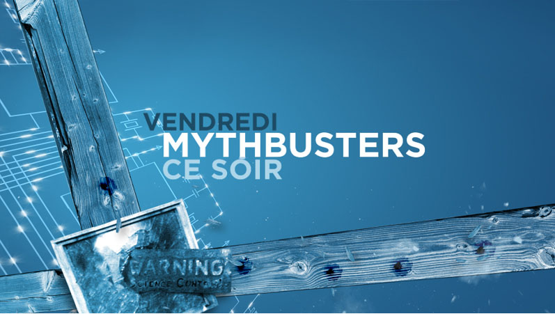 Apercu : Discovery Channel : Mythbusters