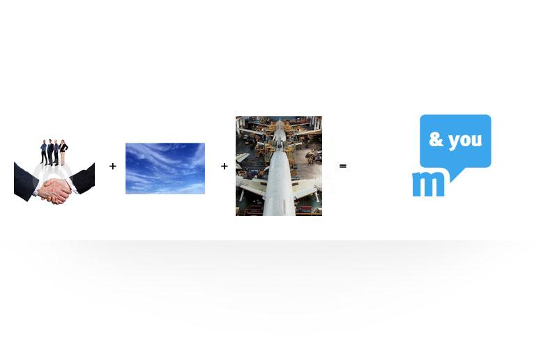 Apercu : m&you > logo